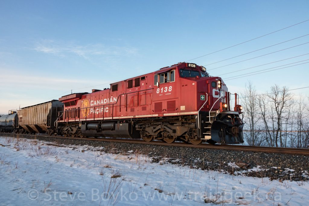 CP 8138 and the wave