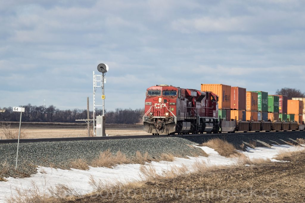 CP 8716 East near Burnside