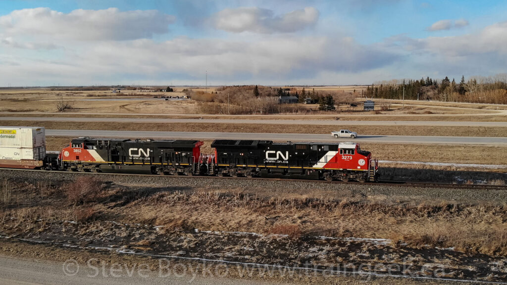 CN 3273 and 3852