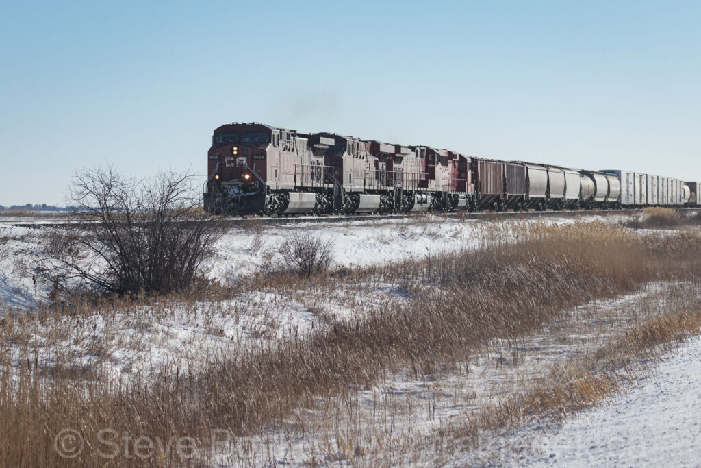 CP 9628 leading the charge