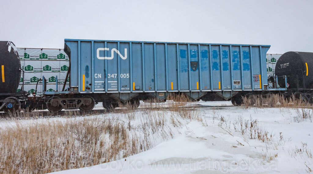 Ex Westray car CN 347005