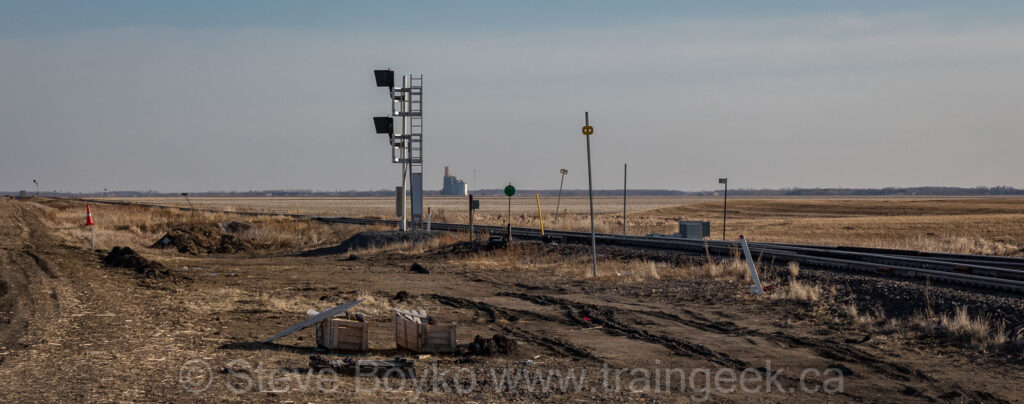 More signals at Ste Agathe