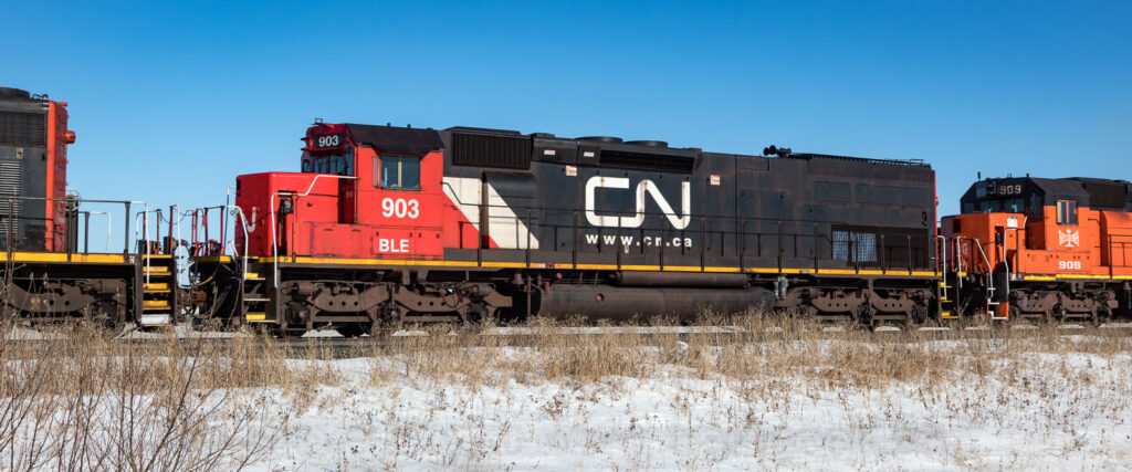 BLE 903 in CN colours